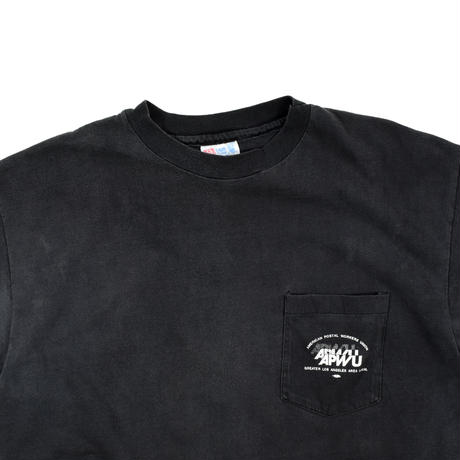 """USED """"AMERICAN POSTAL WORKERS UNION"""" POKET T-SHIRTS"""
