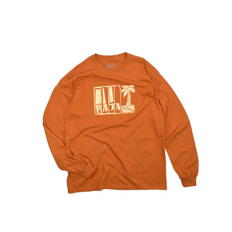 "PAJA STUDIO ""STAMP"" L/S T-shirt"