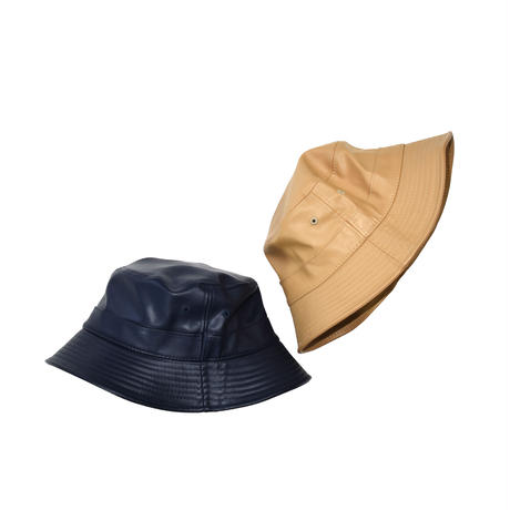 FAKE LEATHER HAT