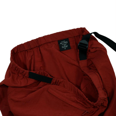 USED PACKABLE NYLON SHORTS