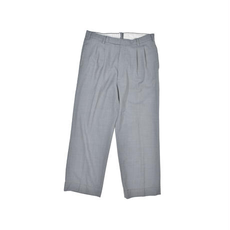 "USED ""SPECIALLY ORDERED"" SUMMER WOOL SLACKS"
