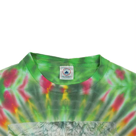 "USED ""NATURAL MYSTIC"" TIE DYE T-shirt"