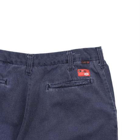 """USED """"G&K SERVICES"""" FR FADE WORK PANTS"""