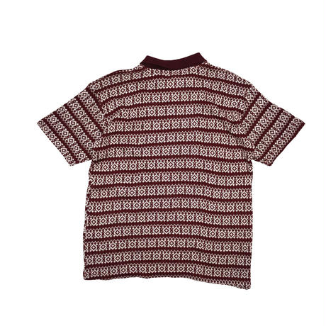 USED UNKNOWN KNIT POLO S/S