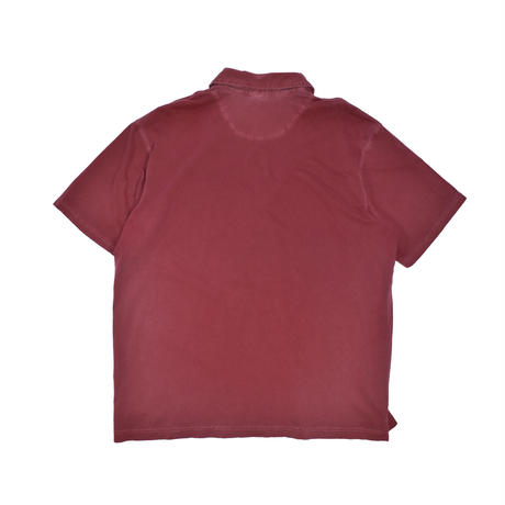 "USED ""HIGH SIERRA"" GARMENT-DYE POLO SHIRTS"