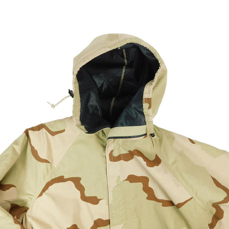 """USED """"US ARMY"""" CHEMICAL PROTECTIVE COAT"""