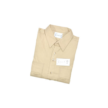 "NOS ""GOOCH"" DESIGN COTTON SHIRT"