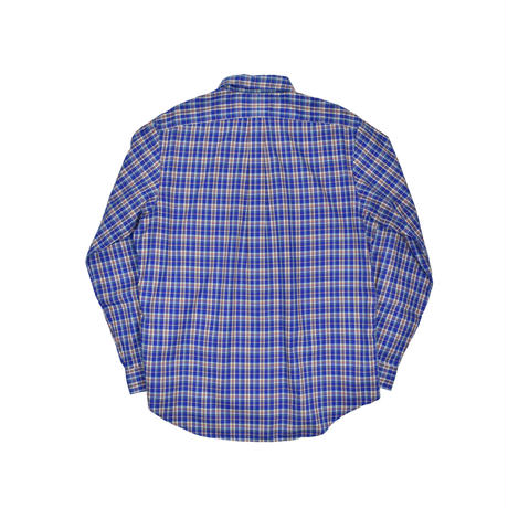"USED ""POLO RALPH LAUREN"" PLAID B.D. SHIRTS"
