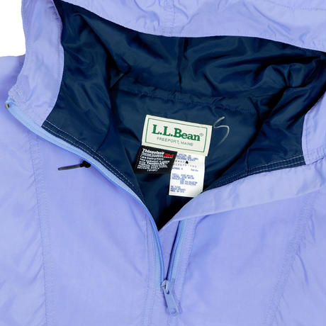 "USED ""80'S L.L.BEAN"" THINSULATE PACKAWAY ANORAK"