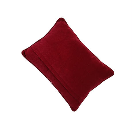 "USED ""STANFORD UNIVERSITY"" WOVEN MINI CUSHION"