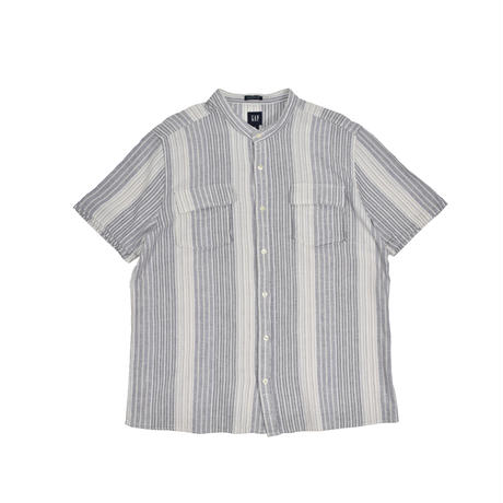 "USED ""GAP"" BAND COLLER BOX CUT S/S"