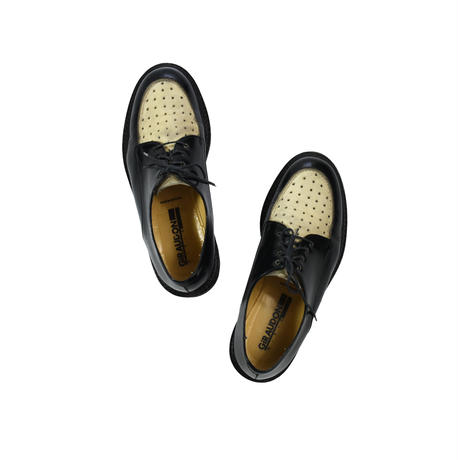 """USED """"GiR AUDON NYC"""" SWITCH LEATHER SHOES"""