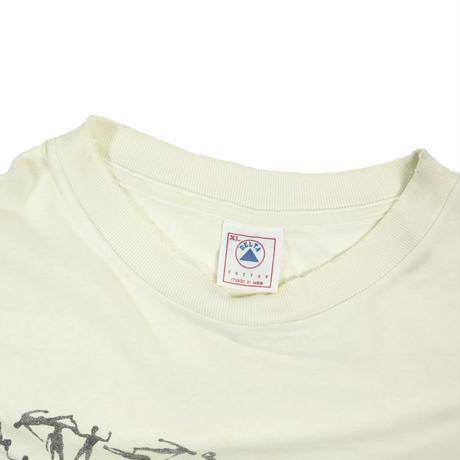"""VINTAGE """"PETER GABRIEL / 1992 SECRET WORLD TOUR"""" T-shirts"""
