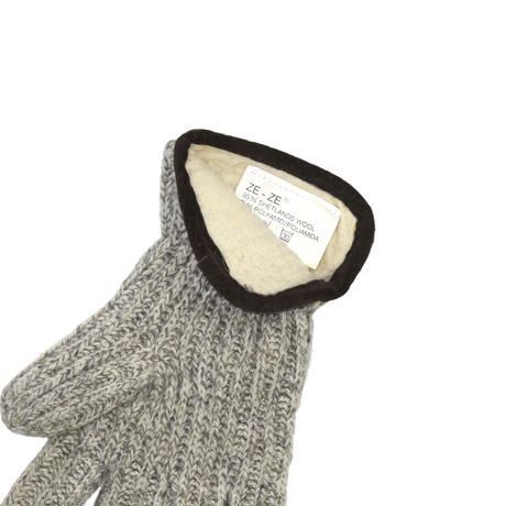 """USED """"THINSULATE"""" KNIT GLOBE"""