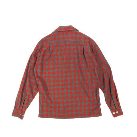 "USED ""MOCAMBO"" OPEN COLLAR SHIRT"