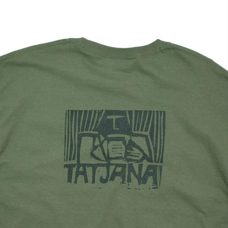 "THURSDAY COFFEE STAND ""BUYSEN tatjana"" L/S TEE"