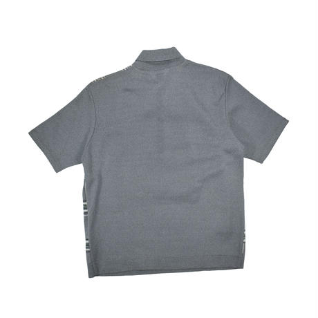 "DEADSTOCK ""50-70'S GAUCHO ORIGINALS"" KNIT POLO SHIRT"