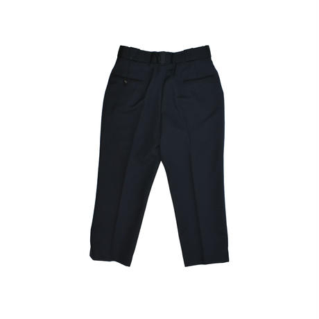 "DEADSTOCK ""80'S HORACE SMALL"" 1-TUCK SLACKS"