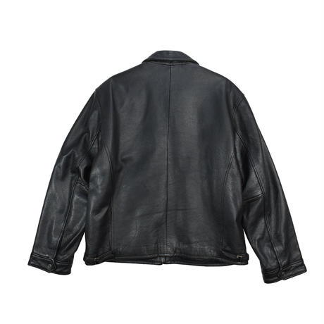 """USED """"GUESS"""" LEATHER JACKET"""