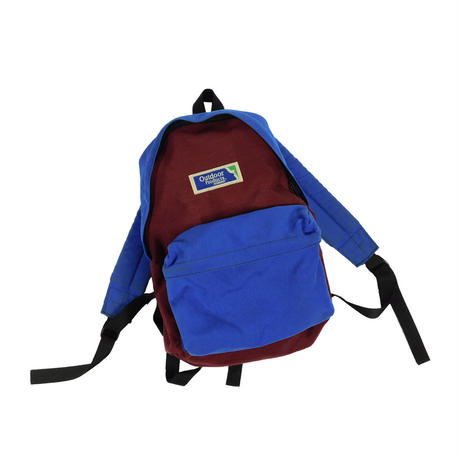 "80'S  ""OUT DOOR PRODUCTS"" BACK PACK"
