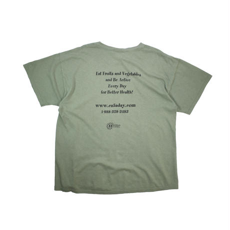 """USED """"FRUITS & VEGETABLES"""" T-SHIRTS"""