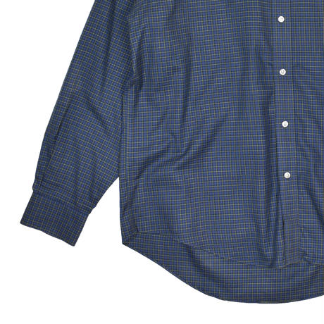 "USED ""LAND'S END"" PLAID B.D SHIRTS"