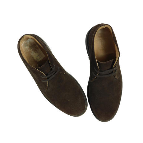 """USED """"POLO RALPH LAUREN"""" SUEDE CHUKKA BOOTS"""