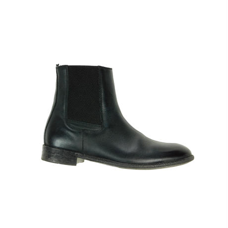 """USED """"ROBERT WAYNE"""" RUBBER SOLE SIDE GORE BOOT"""