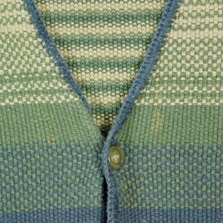 "USED ""HIGH SIERRA"" COTTON TWEED VEST"