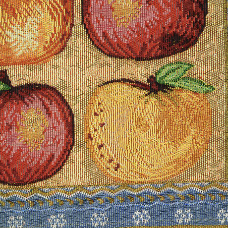 USED GOBELIN WEAVE PLACE MAT