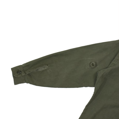 """USED """"70'S US.ARMY"""" UTILITY SHIRT"""