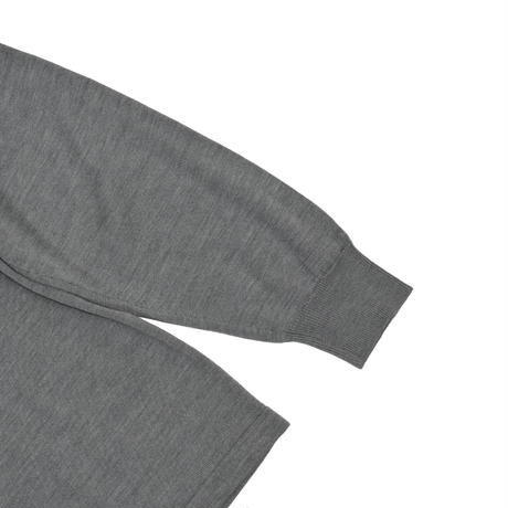 """USED """"NORM THOMPSON""""MOCK NECK SILK KNIT"""