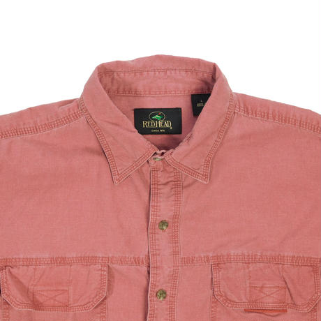 """USED """"90'S RED HEAD"""" HUNTING SHIRTS"""