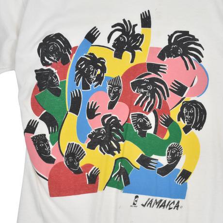 USED JAMAICA TEE