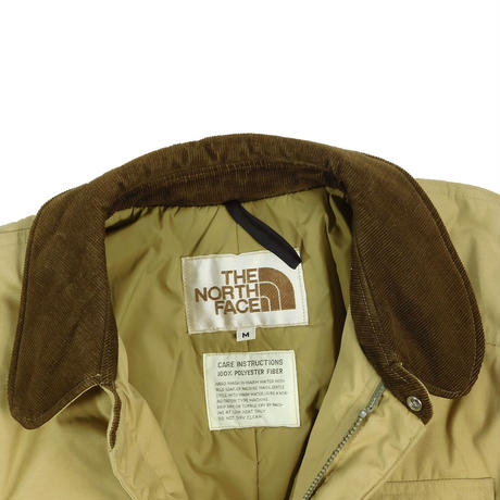 """USED """"THE NORTH FACE"""" 70'S PADDING JACKET"""