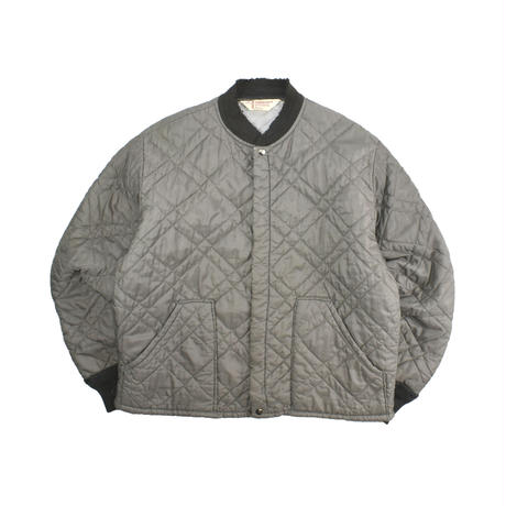 """USED """"60'S TOWN CRAFT"""" QUILTING WORK JACKET"""