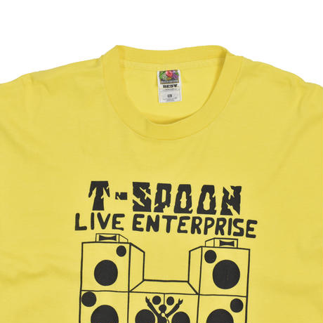 "USED ""T-SPOON LIVE ENTERPRISE"" T-shirt"
