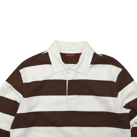 """USED """"PURE STUFF"""" BORDER RUGBY SHIRTS"""