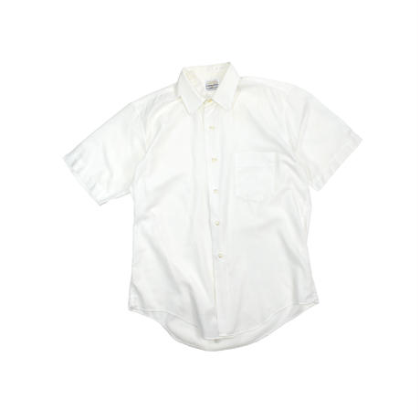 USED POLY COTTON S/S SHIRT