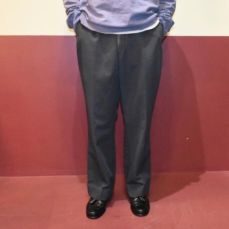"""USED """"70-80'S LION APPAREL"""" FADE WORK PANTS"""