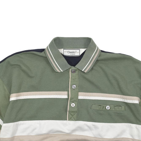 """USED """"CLASSICS"""" SWITCH POLO S/S"""