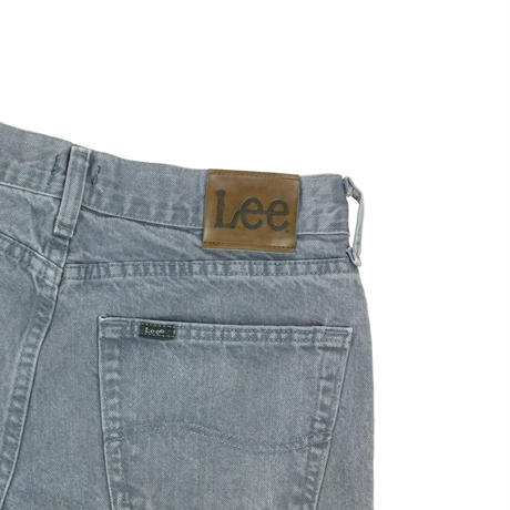 "USED ""LEE"" REGULAR FIT COLOR DENIM"