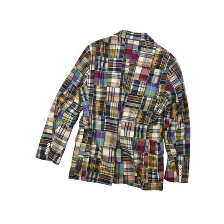 """USED """"POLO RALPH LAUREN""""PATCHWORK TAILORED JACKET"""