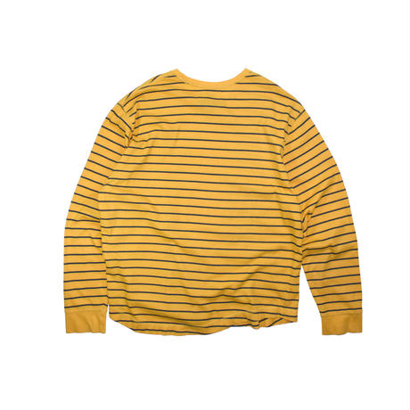 """USED """"OLD NAVY"""" BORDER L/S TEE"""