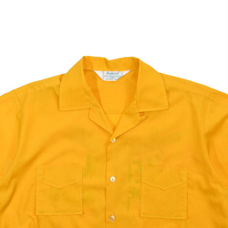 """VINTAGE """"60-70'S IMPERIAL"""" BOWLING SHIRT"""
