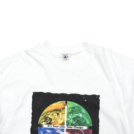 """USED """"90'S DISCOVER"""" T-SHIRT"""