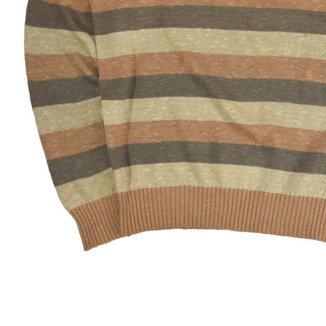 """USED """"SIMPLE LIFE"""" COTTON LINNEN KNIT"""
