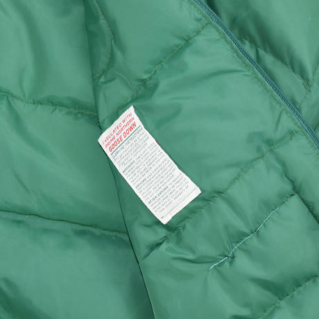"""USED """"10X"""" HUNTING DOWN JACKET"""