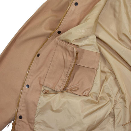"USED ""POWER RIVER OUTFITTERS"" FIELD JACKET"