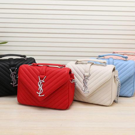 新入荷★ Yves Saint Laurent   2way用バッグ ミニショルダーバッグ  レディース  イヴ・サンローランフリンジバッグ  チェーン鞄